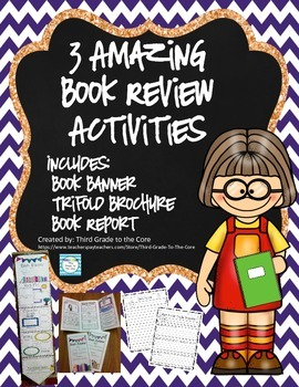 Book Review and Report Activities