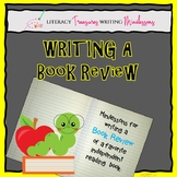 Book Reviews -- A Writing Unit of Study