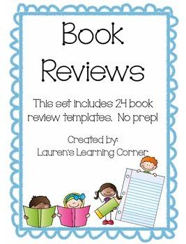 Book Reviews - Common Core Aligned