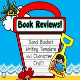 Book Report Character Reviews Writing Craft