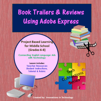 Book Trailers & Reviews Using Adobe Spark