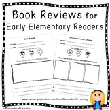Book Reviews for Early Elementary Readers: 15 Options for Reading Responses