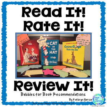 Book Reviews for the Library or Classroom