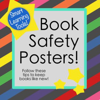 Book Care Posters!