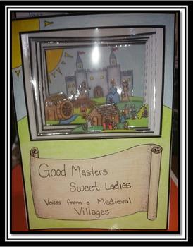 Book Scene/ Book Tunnel Book Report - Good Masters, Sweet Ladies Book Scene-