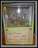 Book Scene/ Book Tunnel Book Report - Good Masters, Sweet
