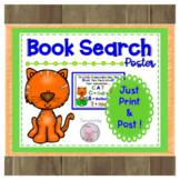 OPAC Book Search Poster