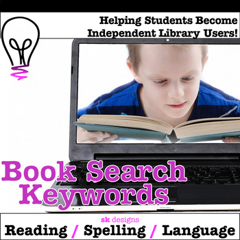 Book Search Keywords