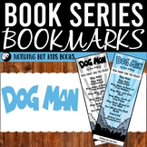 Book Series Bookmarks | Dog Man