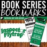 Book Series Bookmarks | Inspector Flytrap