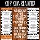 Book Series Bookmarks | Judy Moody