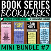 Book Series Bookmarks | Mini Bundle #7