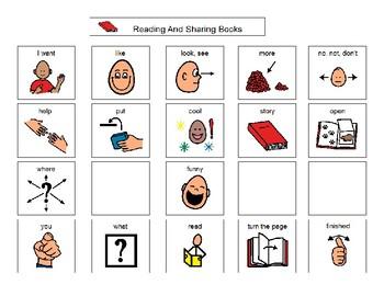 Book-Sharing - Boardmaker