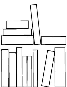 Book Shelf for Book Club/Group
