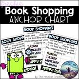 Book Shopping Anchor Chart