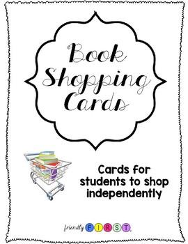 Book Shopping Card