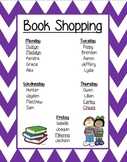 Book Shopping Poster!