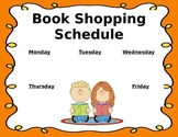 Book Shopping Schedule - Daily 5