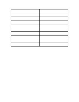 Book Sign Out Sheet