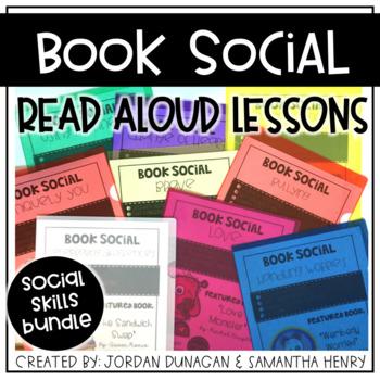 Book Social - THE COMPLETE SOCIAL SKILLS BUNDLE