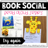 Book Social - Giraffes Can't Dance