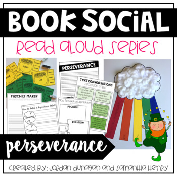 Book Social - How To Catch a Leprechaun