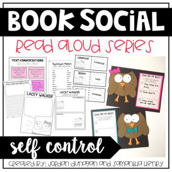 Book Social - Lacey Walker, Nonstop Talker