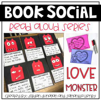 Book Social - Love Monster