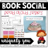 Book Social - Spaghetti in a Hot Dog Bun