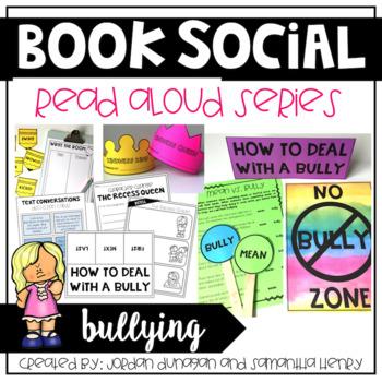 Book Social - The Recess Queen