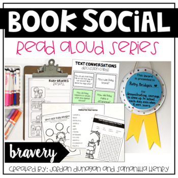 Book Social - The Story of Ruby Bridges