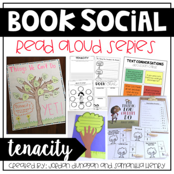Book Social - The Thing Lou Couldn't Do