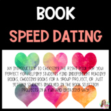 Book Speed Dating
