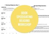 Book Speed Dating -Reading Workshop ELA Middle School Activity using Prezi
