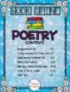 Book Spine Poetry Bulletin Board & Activity Kit