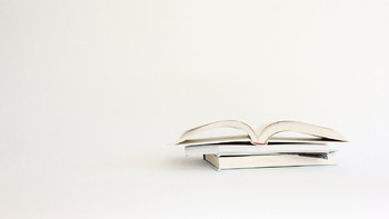 Book Stack Images - Styled Stock Photography for Your Classroom