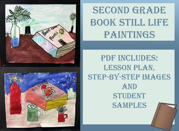 Book Still Life Paintings