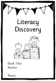 Book Studies - Literacy Discovery