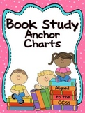 Book Study Anchor Charts ~ aligned to the CCSS