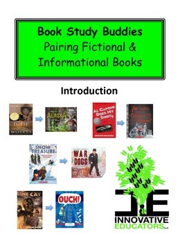 Book Study Buddies - Pairing Fiction and Informational Books