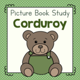 Book Study: Corduroy