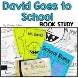 Book Study: David Goes to School