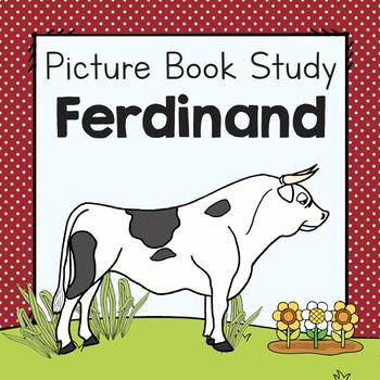 Picture Book Study: Ferdinand