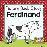 Book Study: Ferdinand