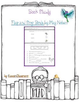 Flap and Sing Birds: Vocabulary {Level E}