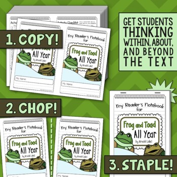 Frog and Toad All Year {A Book Study}