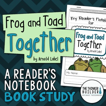 Frog and Toad Together {A Book Study}