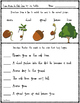 From Acorn to Oak Tree: Vocabulary and Sequencing