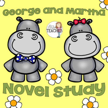 Book Study: George and Martha by James Marshall