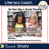 Book Study Guide Literacy Professional Development